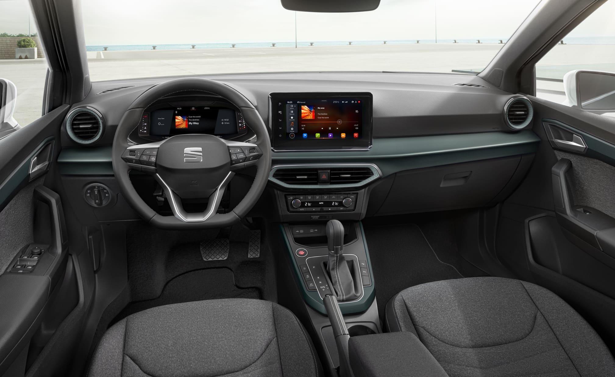 SEAT-Arona-2021-interior