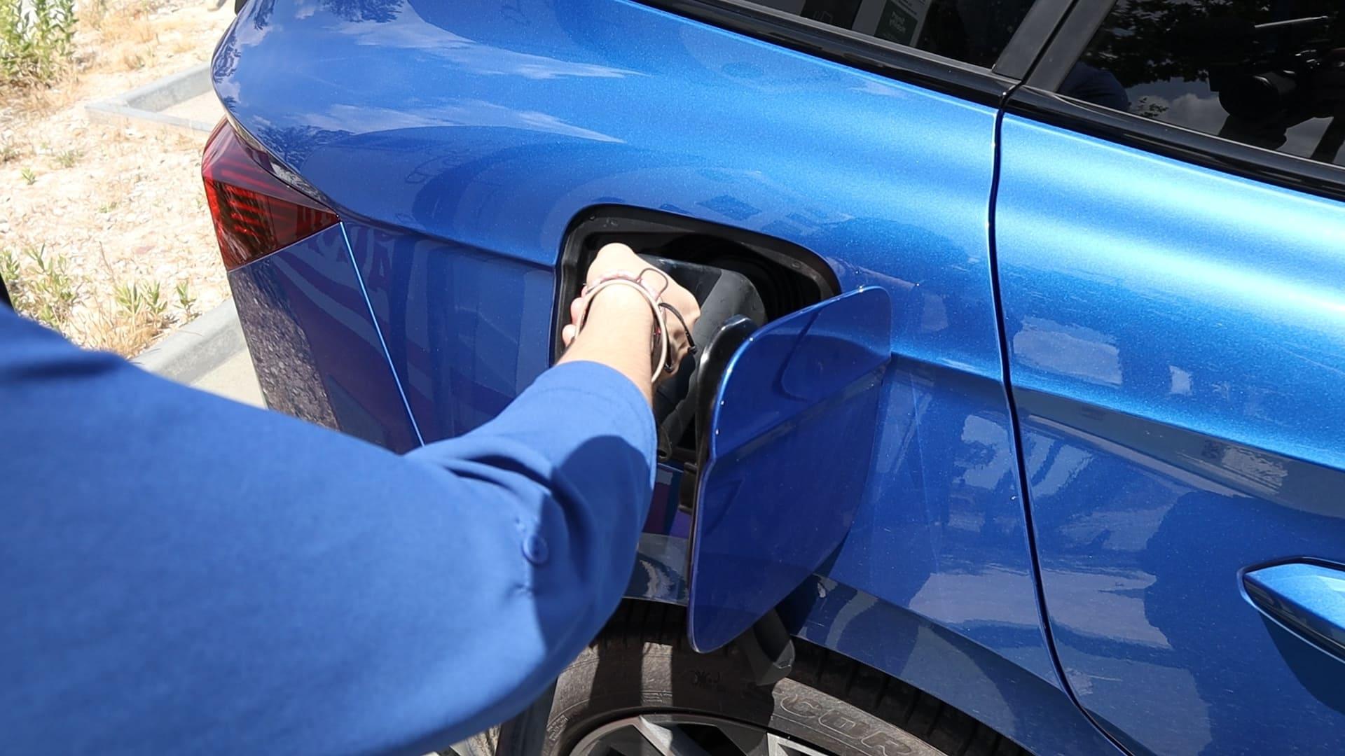 recarga coche electrico SKODA Enyaq iV 1.28.1